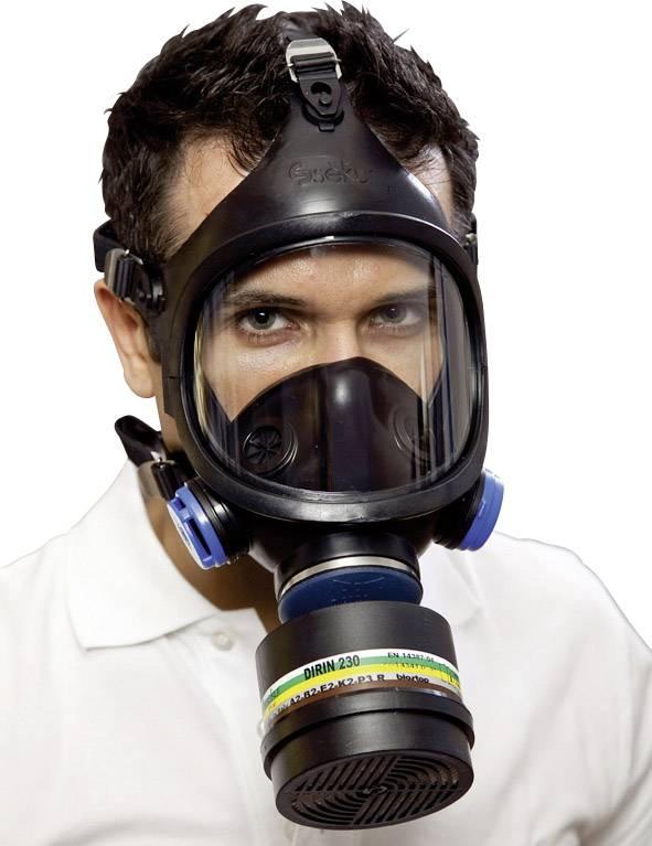 Ochranná maska celotvárová EKASTU Sekur C 607/Selecta klass 2 466 611, bez filtru, veľ. uni