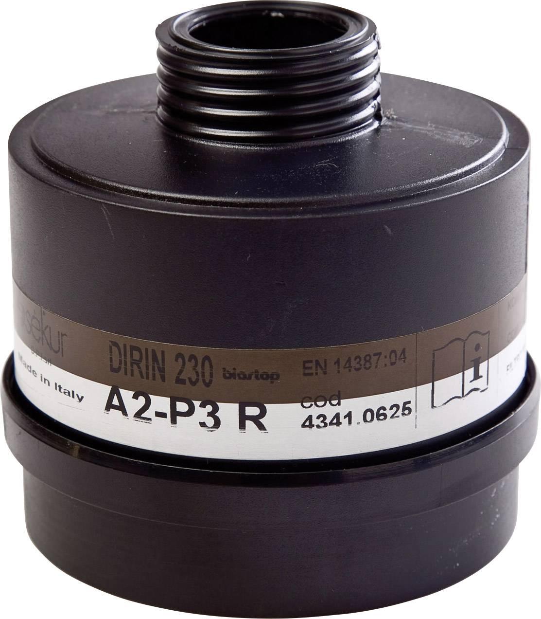 Filter pre ochannú plynovú masku EKASTU Sekur DIRIN 230 422 786, 1 ks