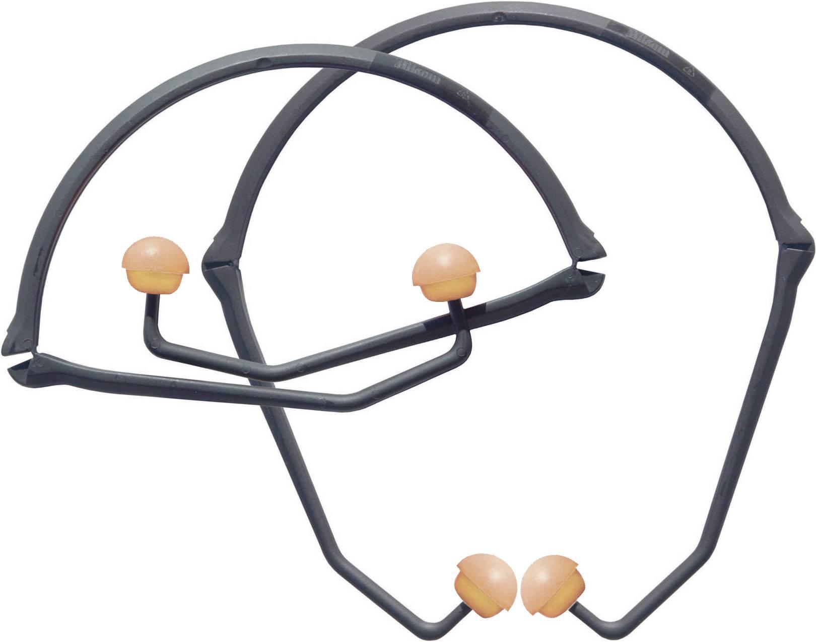 Špunty do uší na plastovém oblouku Bilsom PERCAP 1005952, 24 dB, 1 ks