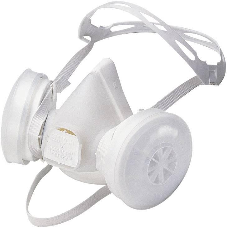 Ochrana dýchacích cest - polomasky, polomasky s 2 filtry