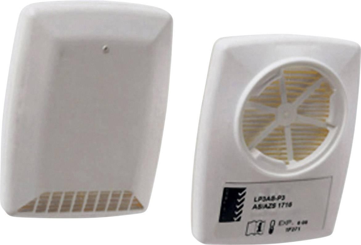 Filter pre ochannú plynovú masku Willson EN 141/143 CE P3 1003529, 10 ks