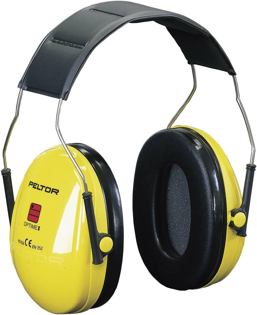 Mušľový chránič sluchu 3M Peltor OPTIME I H510A, 27 dB, 1 ks