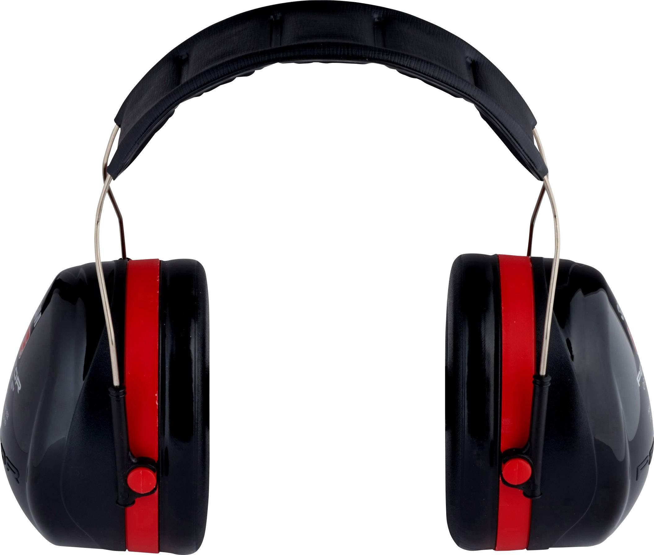 Mušľový chránič sluchu Peltor OPTIME III H540A, 35 dB, 1 ks