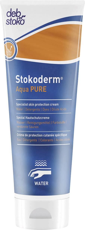 Krém na ruce Stokoderm® Aqua Deb Stoko SAQ100ML 100 ml