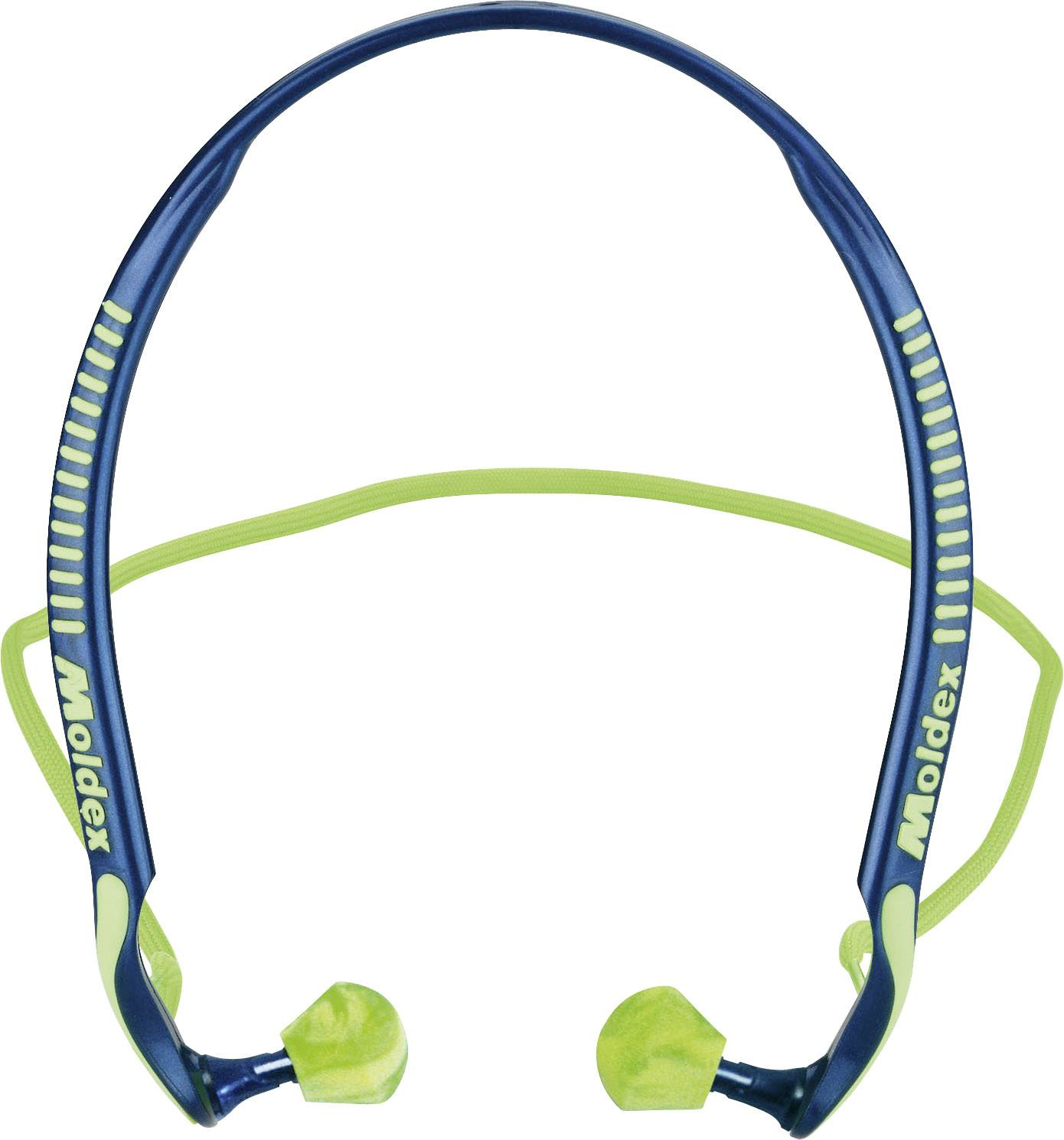 Zátkové špunty do uší se třmenem Moldex Jazz-Band, 6700 02, 23 dB, 1 pár