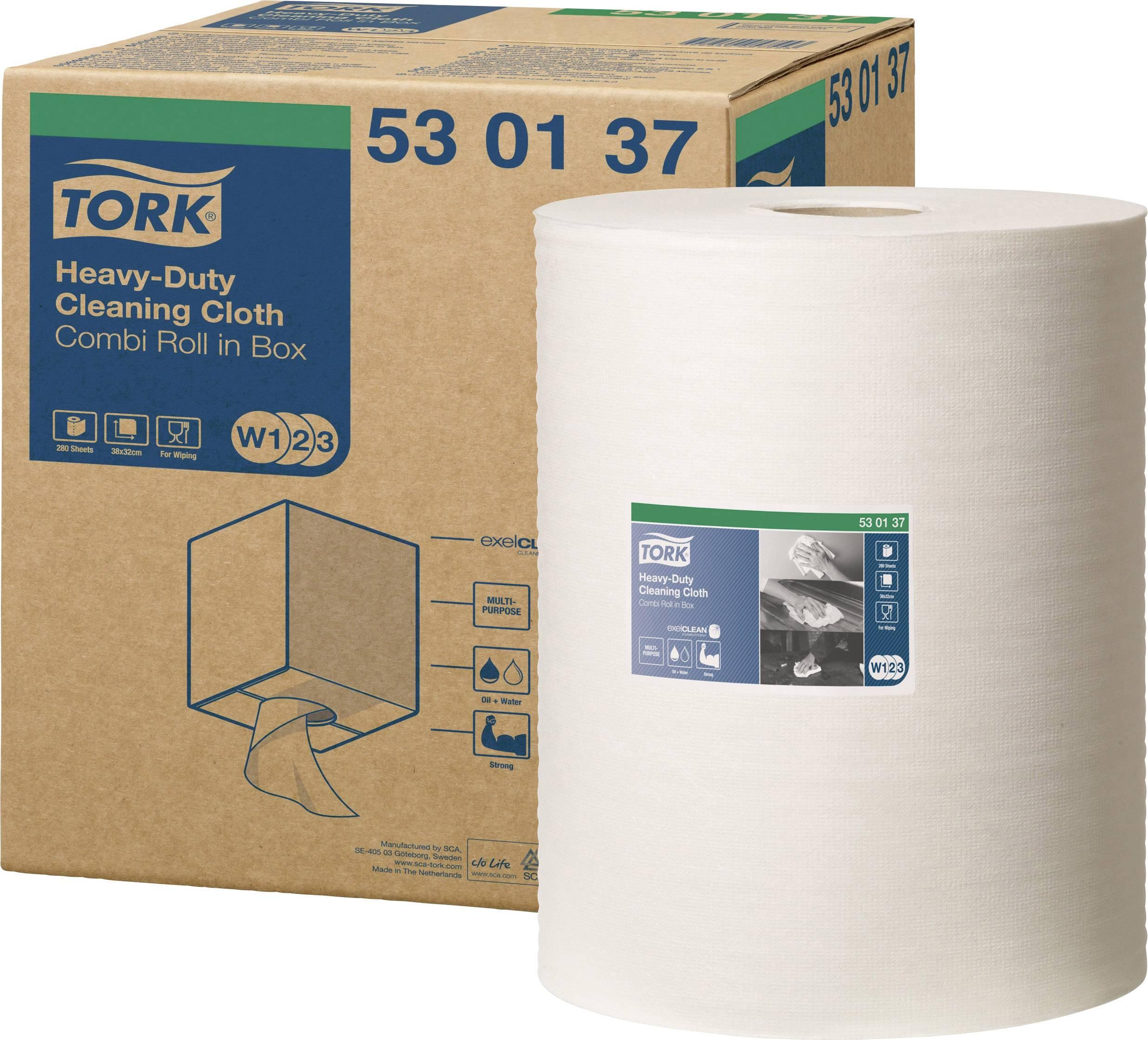 Papierové utierky v roli TORK Premium 530137