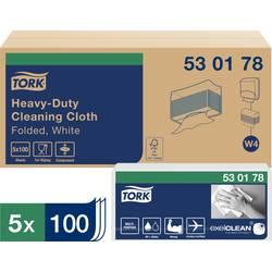 Papírové utěrky v roli TORK Premium 530178, 5 balení á 100 = 500 utěrek