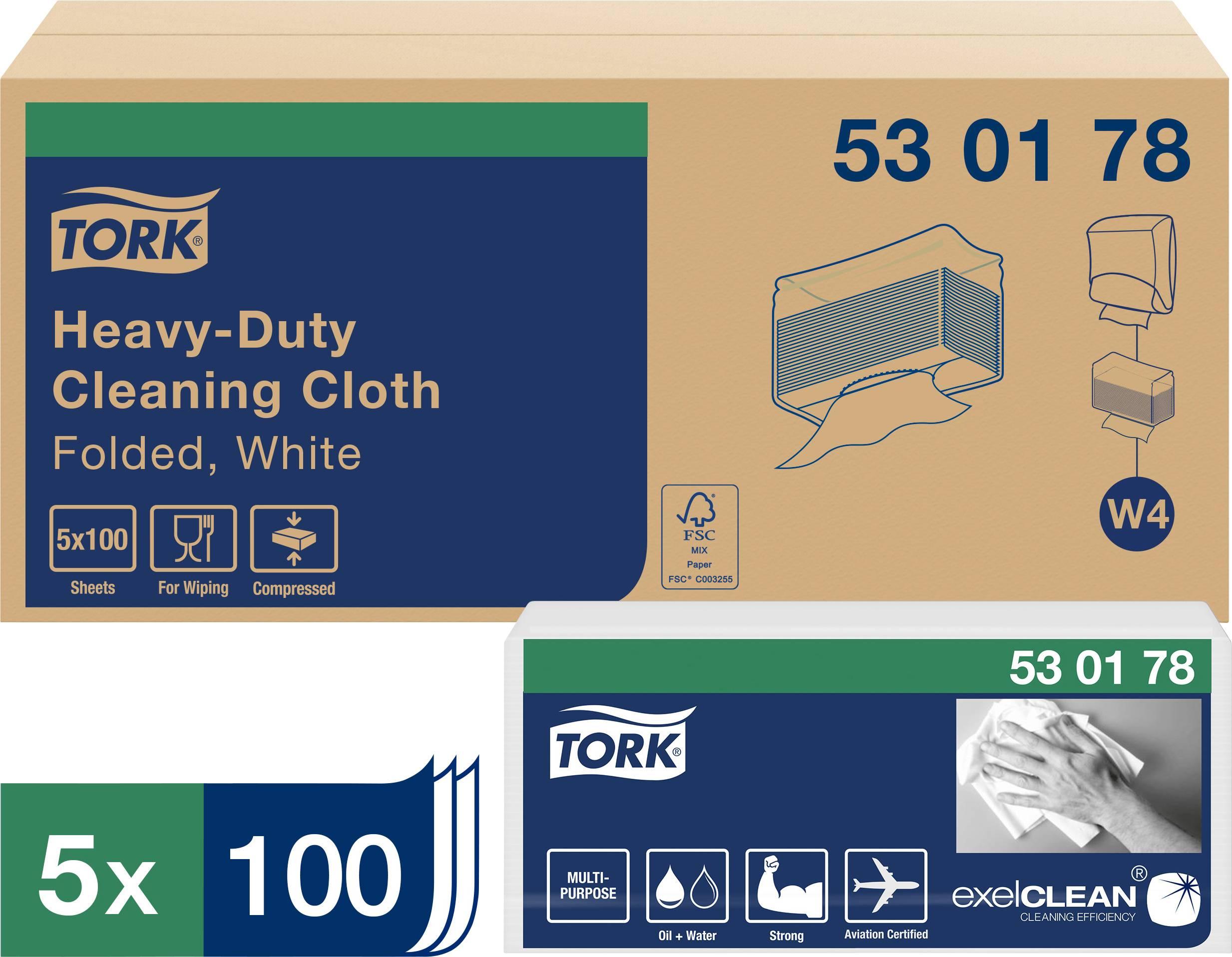 Papierové utierky v roli TORK Premium 530178