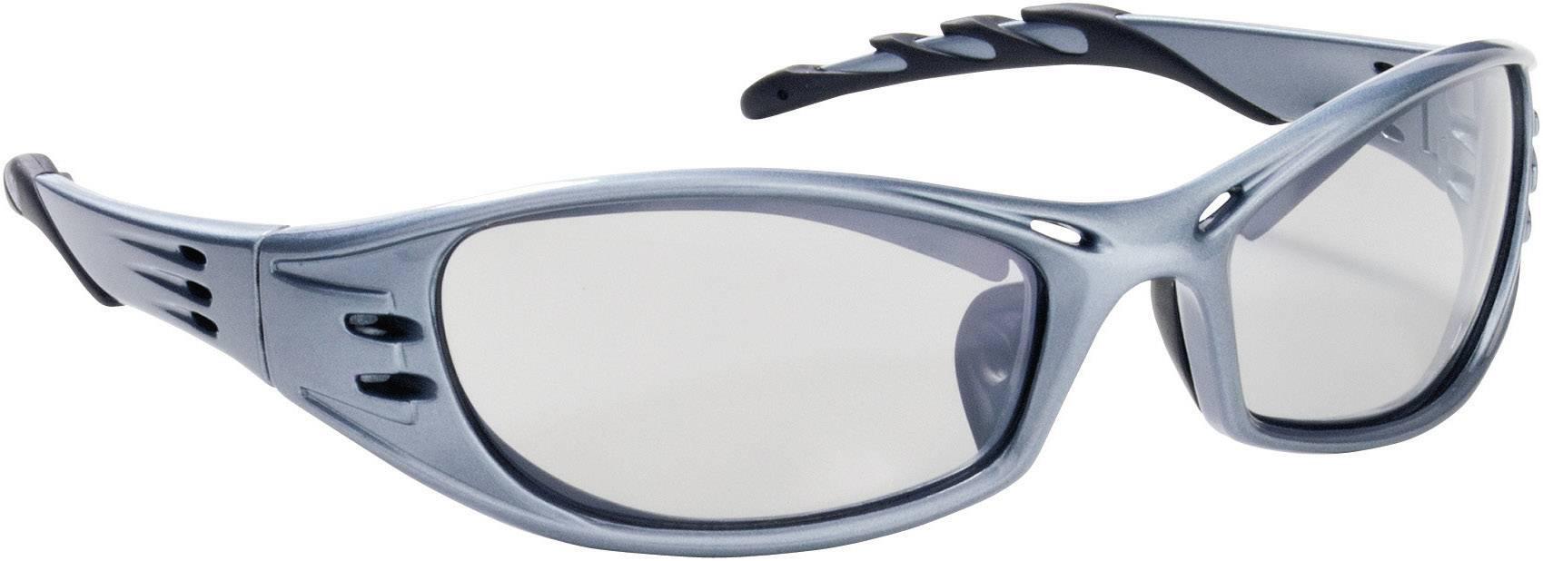 Ochranné okuliare 3M Fuel, sivé
