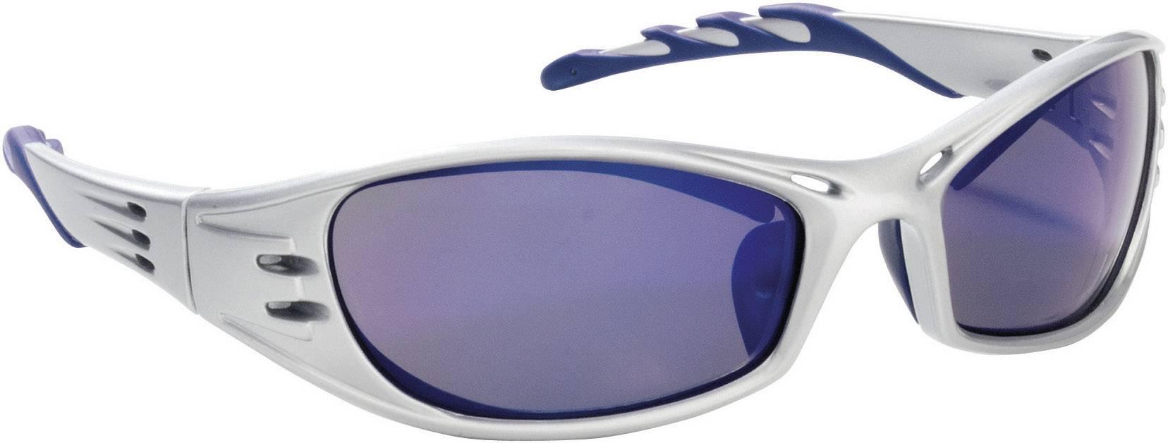 Ochranné okuliare 3M Fuel, modré