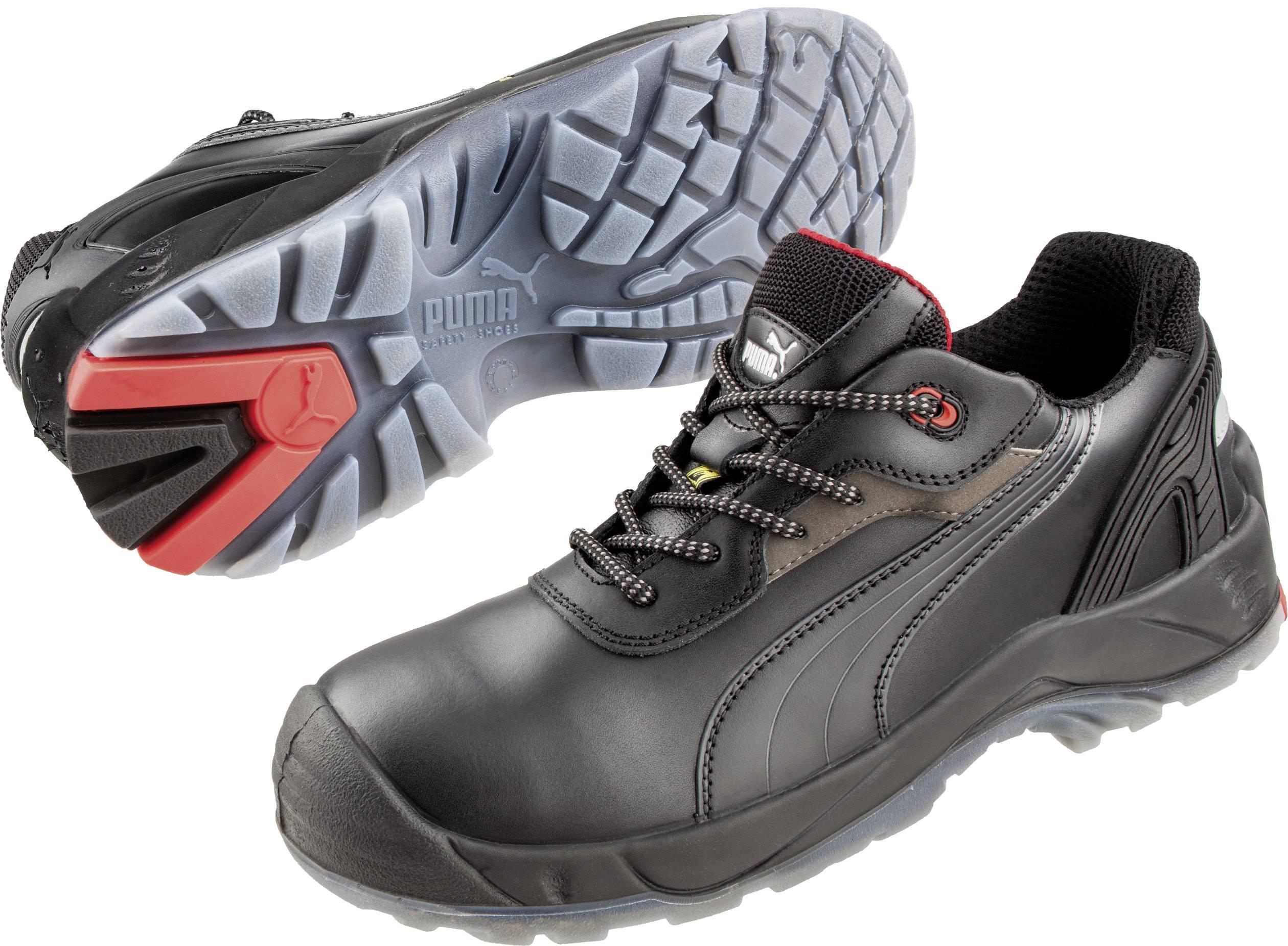 Bezpečnostní obuv a ponožky