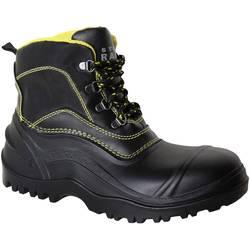 Bezpečnostní obuv S5 L+D STOPRAIN 24999, vel.: 47, černá, šedá, 1 pár