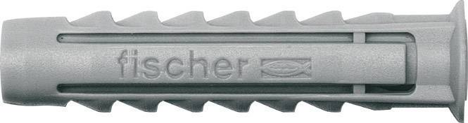 Fischer SX 10 x 80 24829, dĺžka 80 mm, Ø 10 mm, 25 ks