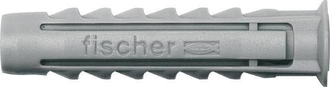 Fischer SX 6 x 30 70006, Vonkajšia dĺžka 30 mm, vonkajší Ø 6 mm, 100 ks