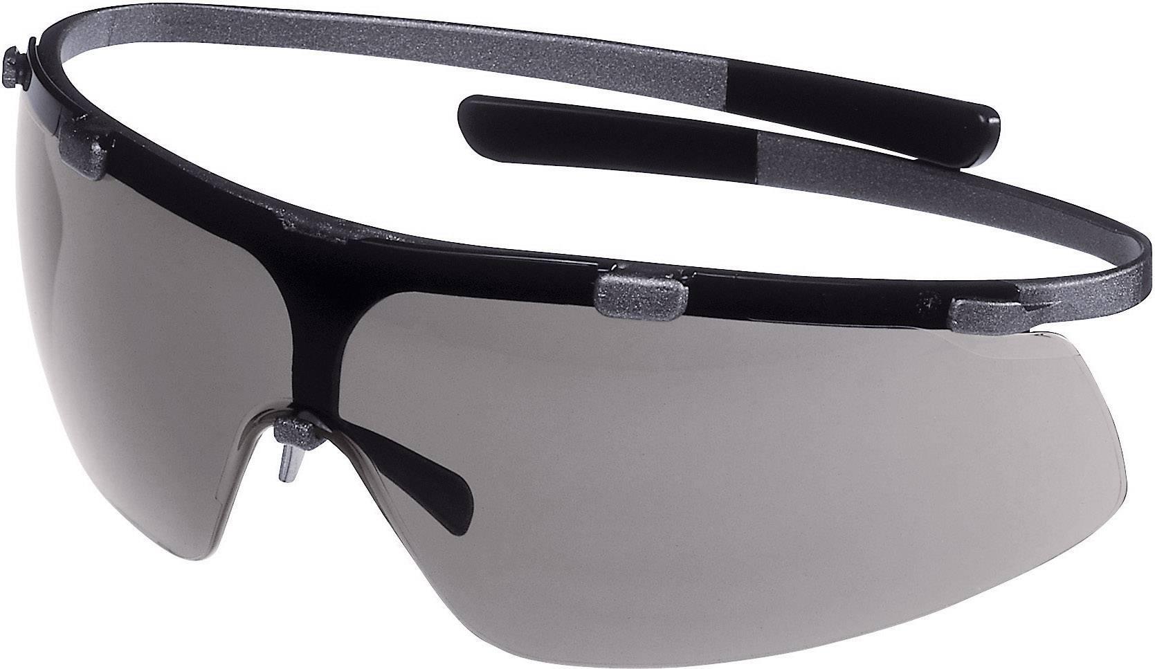 Ochranné okuliare Uvex SuperG, titán
