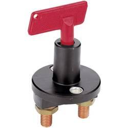 Bezpečnostný spínač do auta Hella 6EK 002 843-002, 12 V/DC, 50 A, s aretáciou, IPX2 (DIN 40050), 1 ks