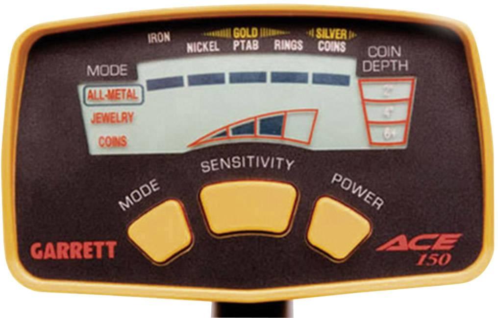 Detektor kovu Garrett ACE 150 98805