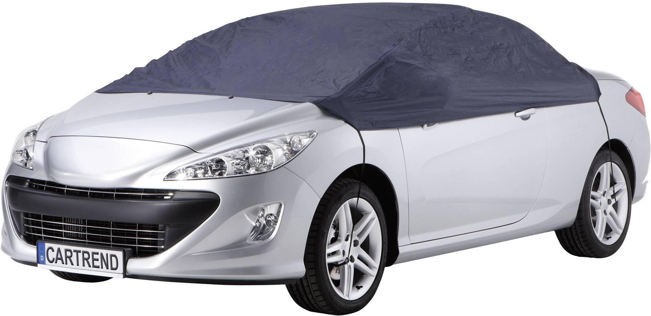 Čiastočná ochrana osobných automobilov