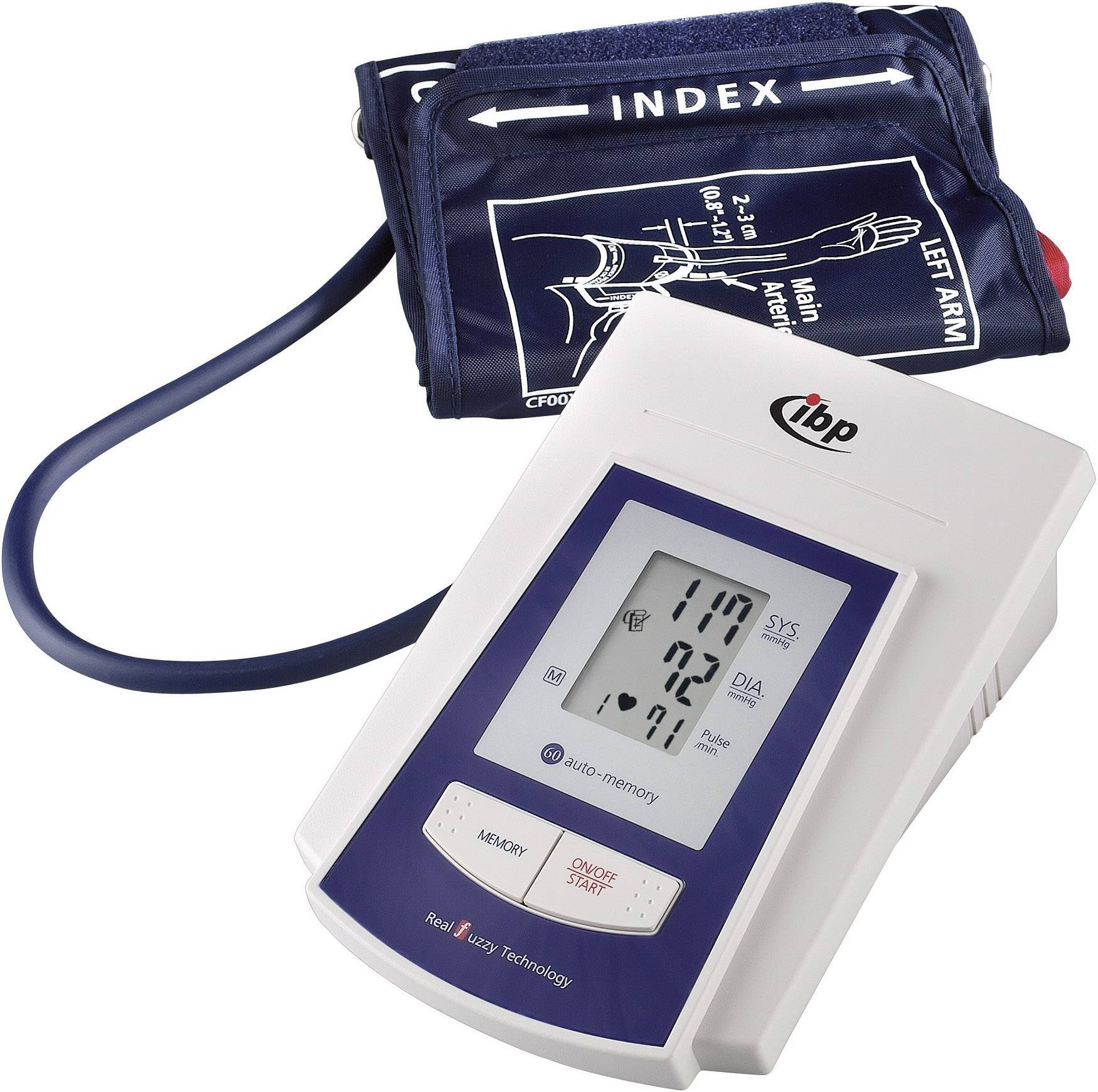 Měřiče krevního tlaku