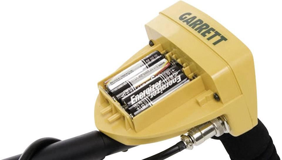 Detektor kovu Garrett ACE 250 99 269, max. hĺbka vyhľadávania 140 cm