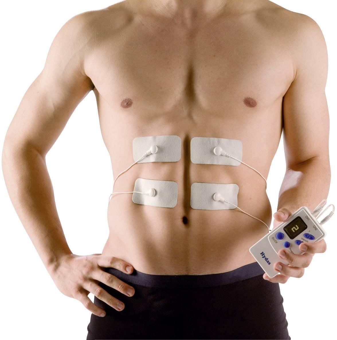 2kanálový elektrický stimulátor nervů Hydas