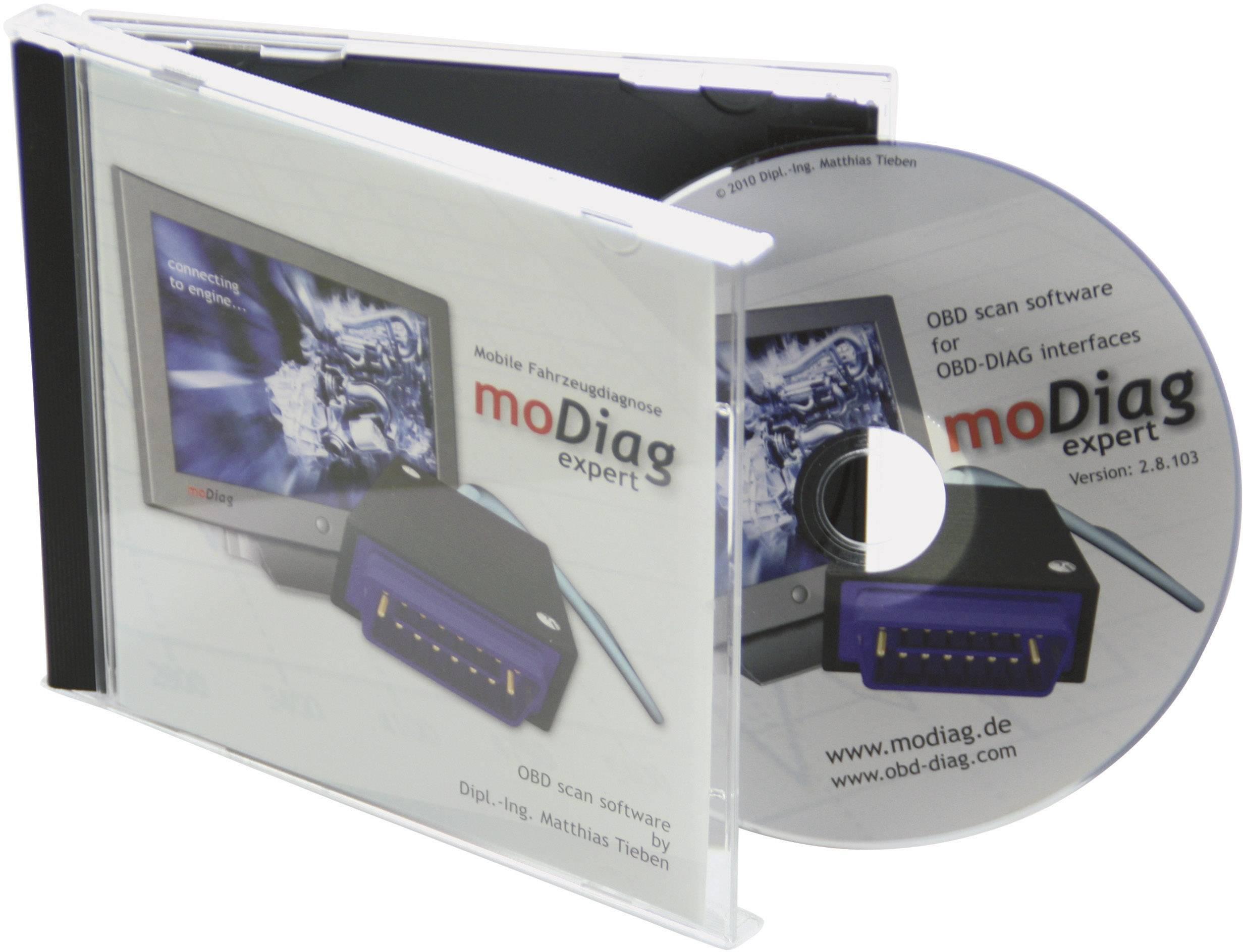 Softvér Diamex moDiag Expert 4853010