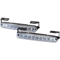LED autosvetlá na denné svietenie DINO 610792, 1 pár