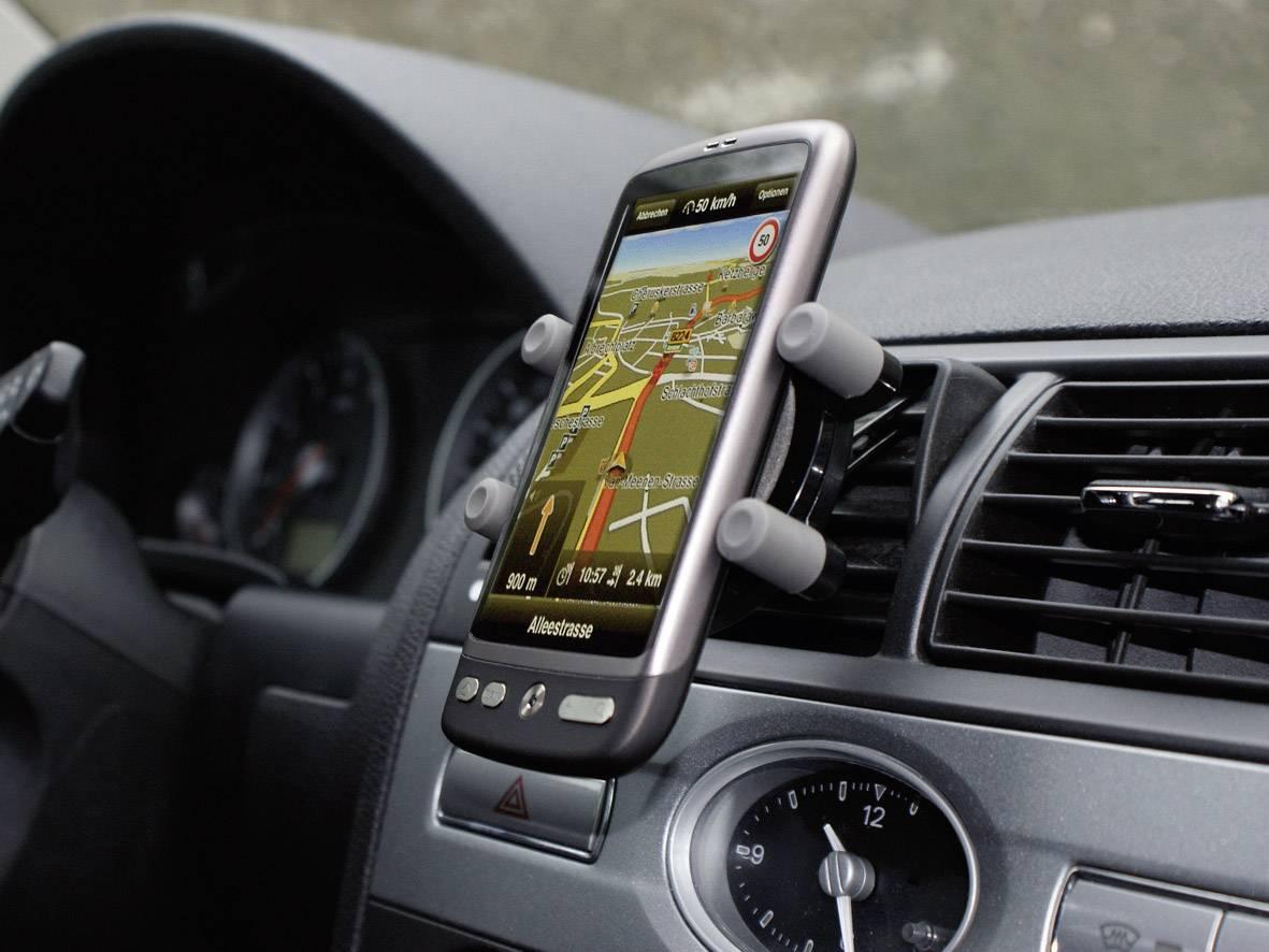 Uni držák pro smartphone Eufab Support EUFAB pour voiture 17479