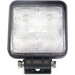 Pracovný svetlomet Berger & Schröter 5x3 W, 1150 l, 12 V, 24 V, (š x v x h) 110 x 110 x 41 mm, 900 lm