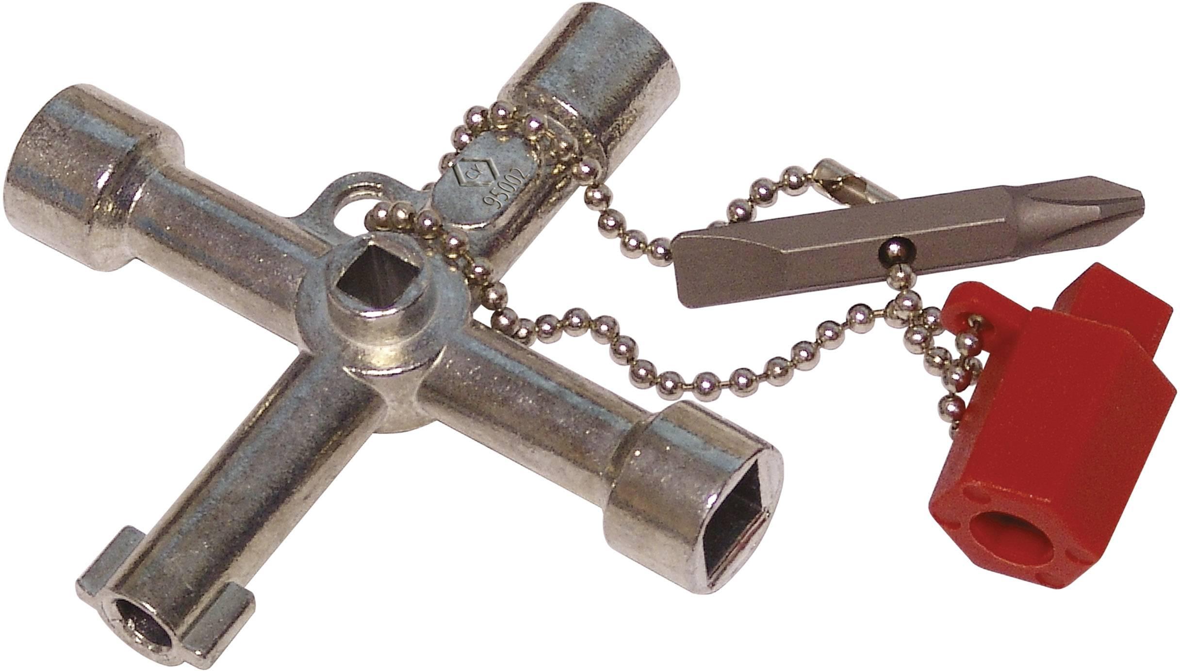 Univerzálny kľúč k rozvodniciam C.K. 495002
