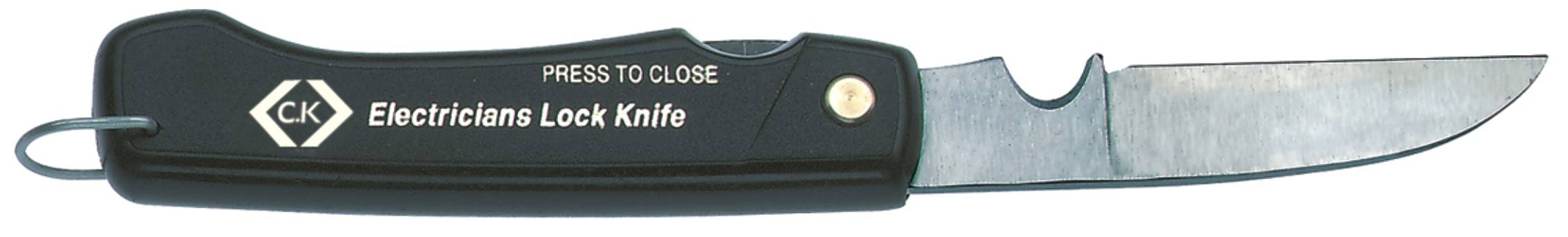 Elektrikářský zavírací nožík C.K. 484001