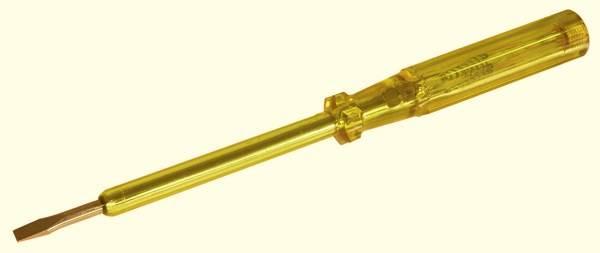 Fázová zkoušečka C.K. 440013, čepel 120 mm, 4 mm, 100 - 500 V/AC