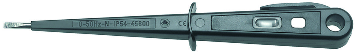Fázová zkoušečka C.K. 440009, čepel 14 mm, 3.5 mm, 125 - 250 V/AC