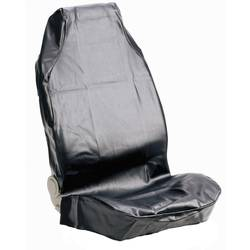 Autopoťahy 074010, sedadlo vodiča, 1 ks, umělá kůže, čierna