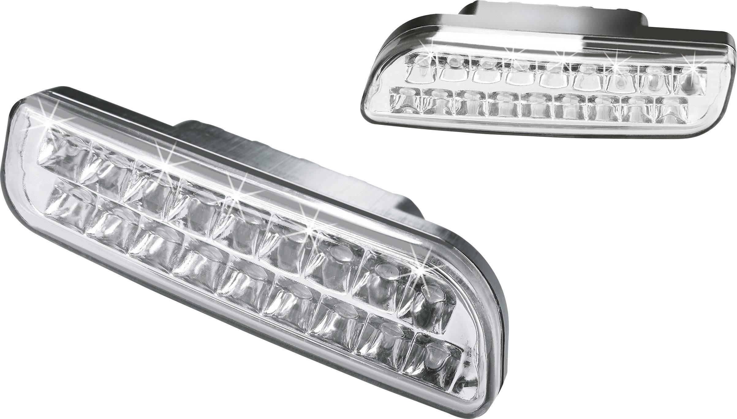 LED autosvetlá na denné svietenie AEG 97142, 1 pár