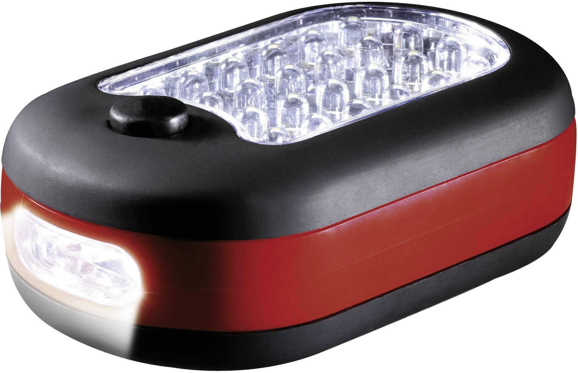 LED ploché svetlo AEG 2AEG97192 LM 324, na batérie