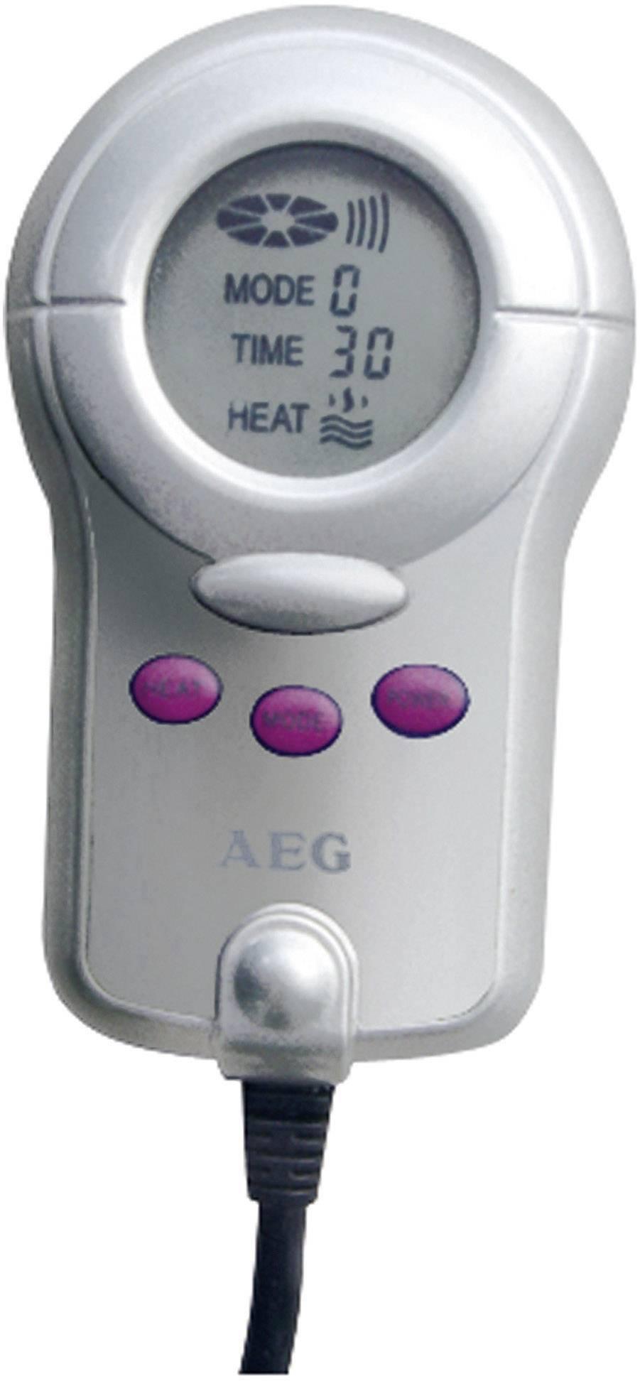 Vyhřívaná masážní podložka AEG MM 5568, 2AEG520568