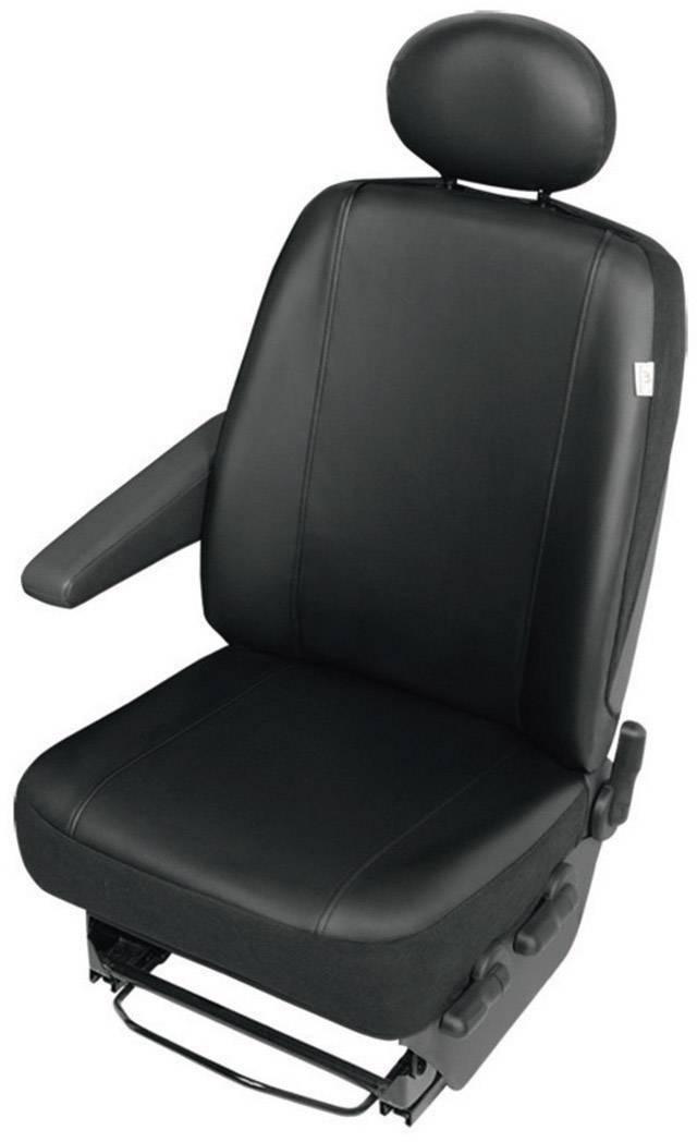 Autopoťahy VS1 22811, umelá koža, čierna