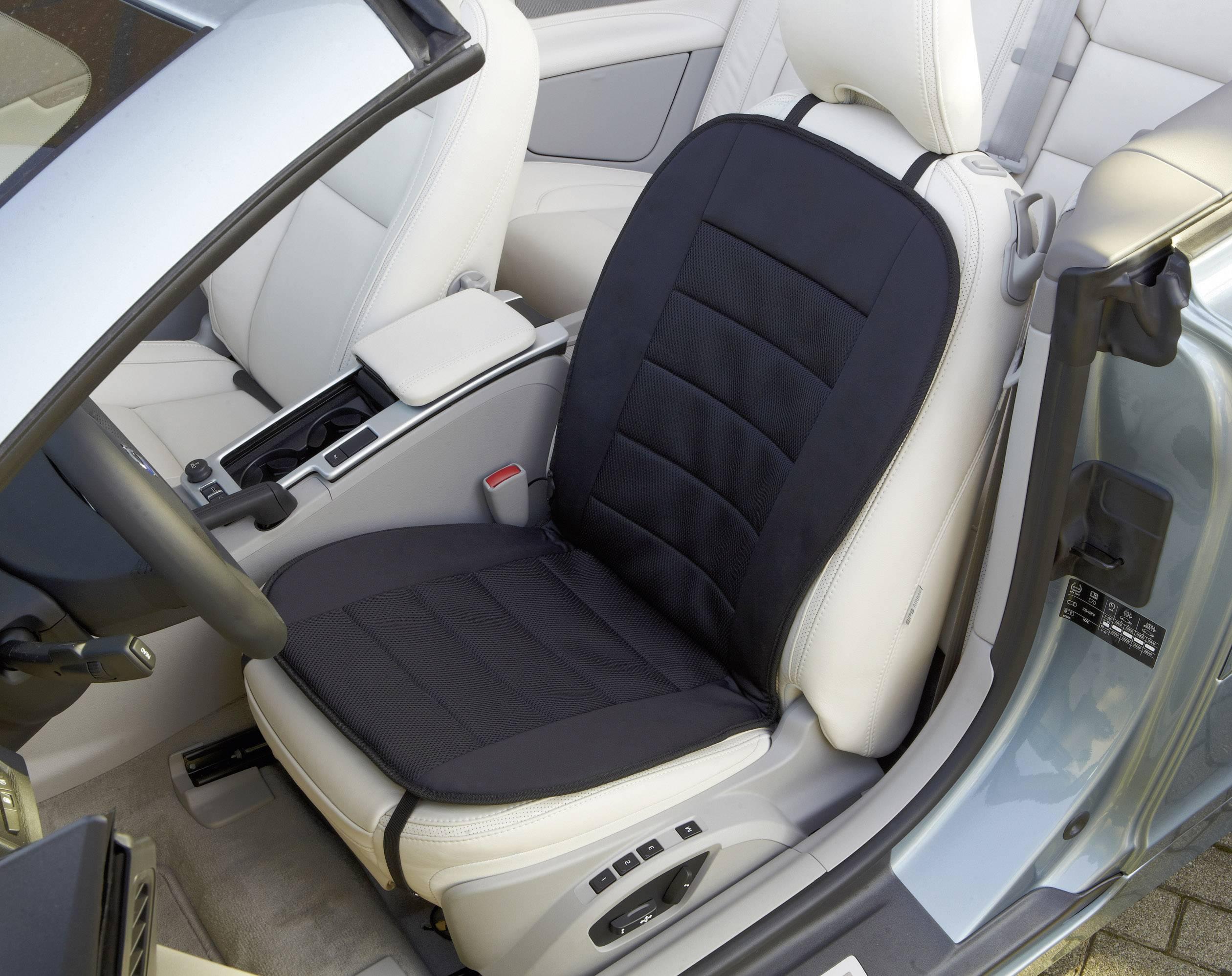 Vyhřívaný potah sedačky do auta Turbo