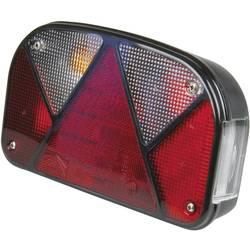 Zadní světlo Multipoint II, 10230, levé, červená/transparentní