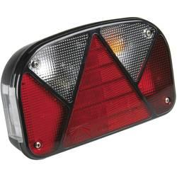 Zadní světlo Multipoint II, 10231, pravé, červená/transparentní
