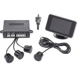 Parkovací systém s káblovým zapojením SB668-4, hovoriaci