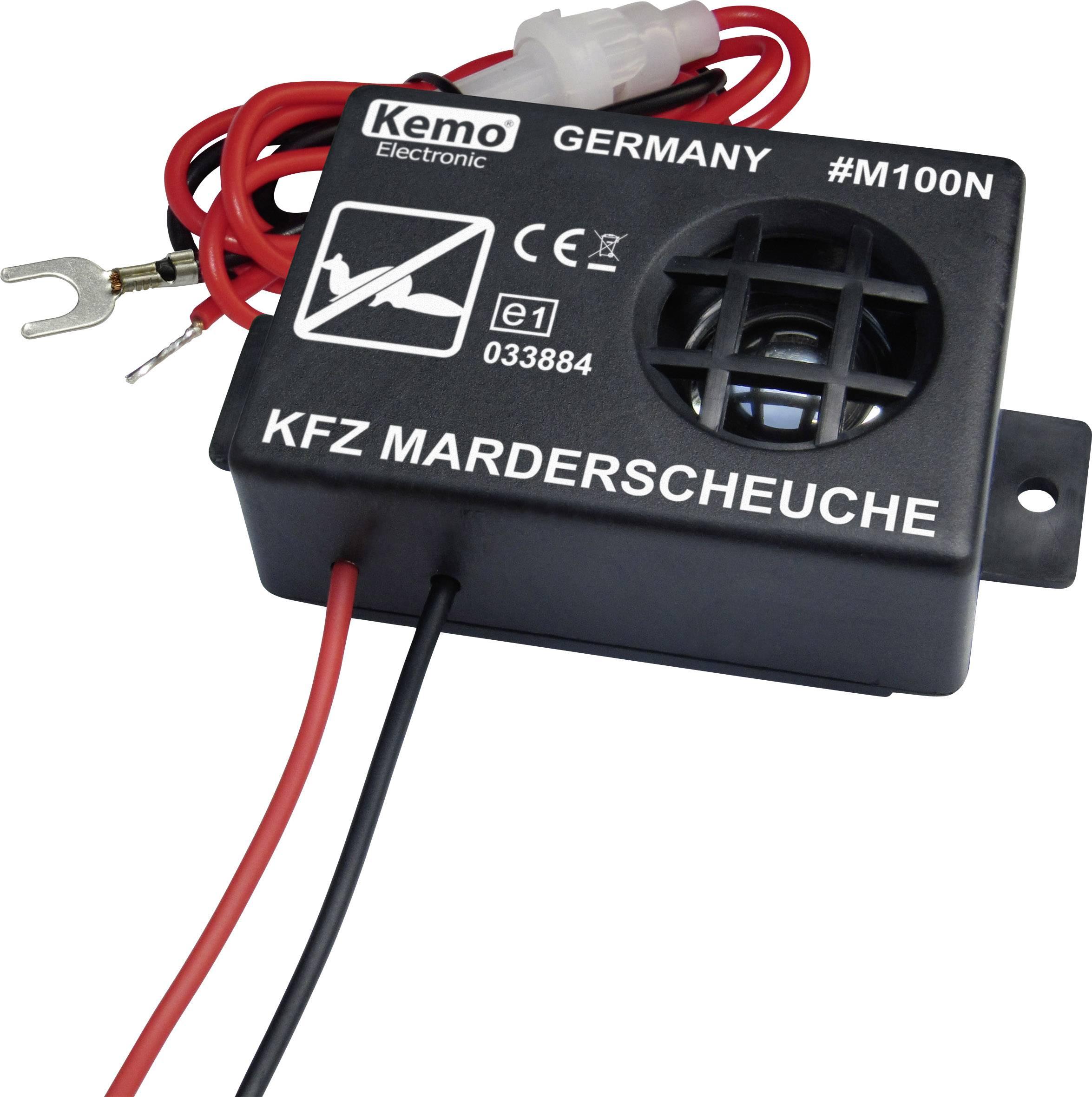 Odpuzovač kun Kemo M100N, 12 V
