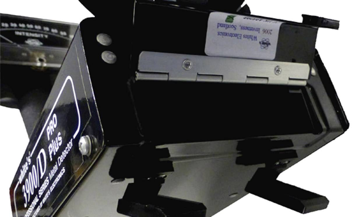 Detektor kovu Whites 3900 D Pro Plus 98257, Max. hloubka vyhledávání 140 cm