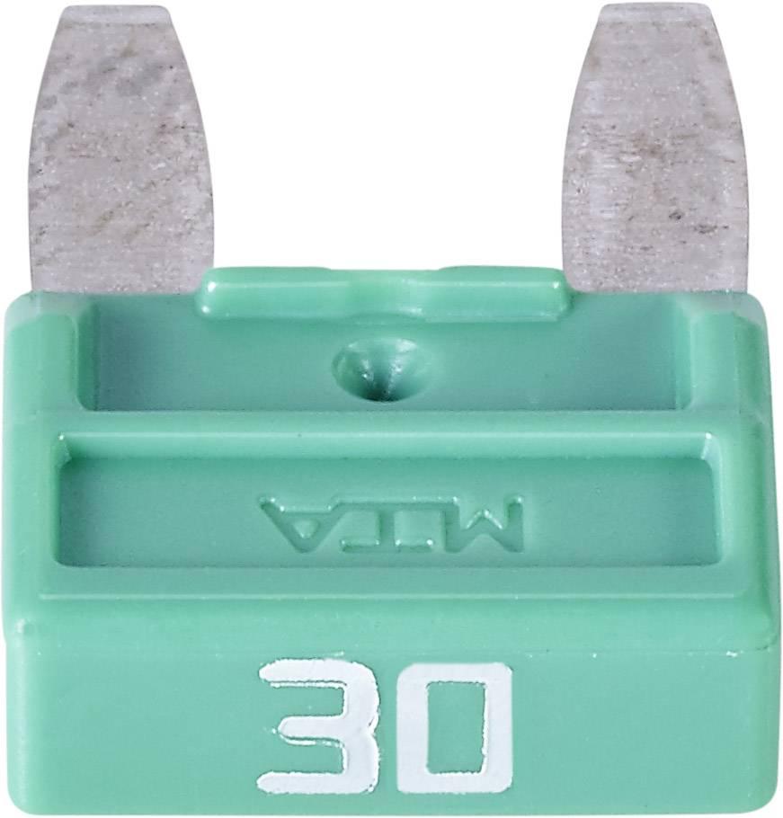 Miniaturní plochá pojistka 30 A