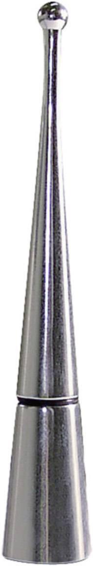 Kuželovitá tyčová autoanténa Eufab 17566 9 cm, hliník