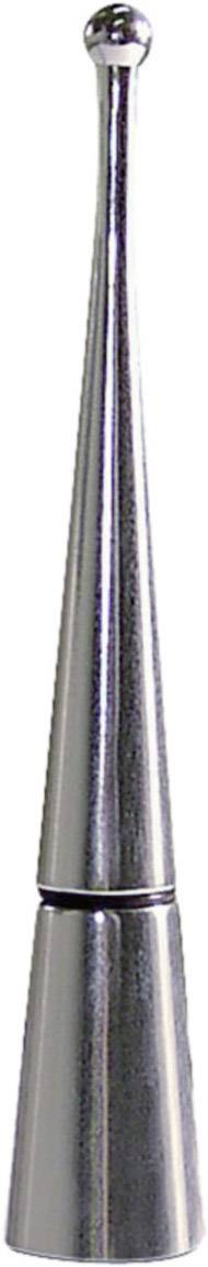 Tyčová autoanténa Eufab 17566 9 cm, hliník