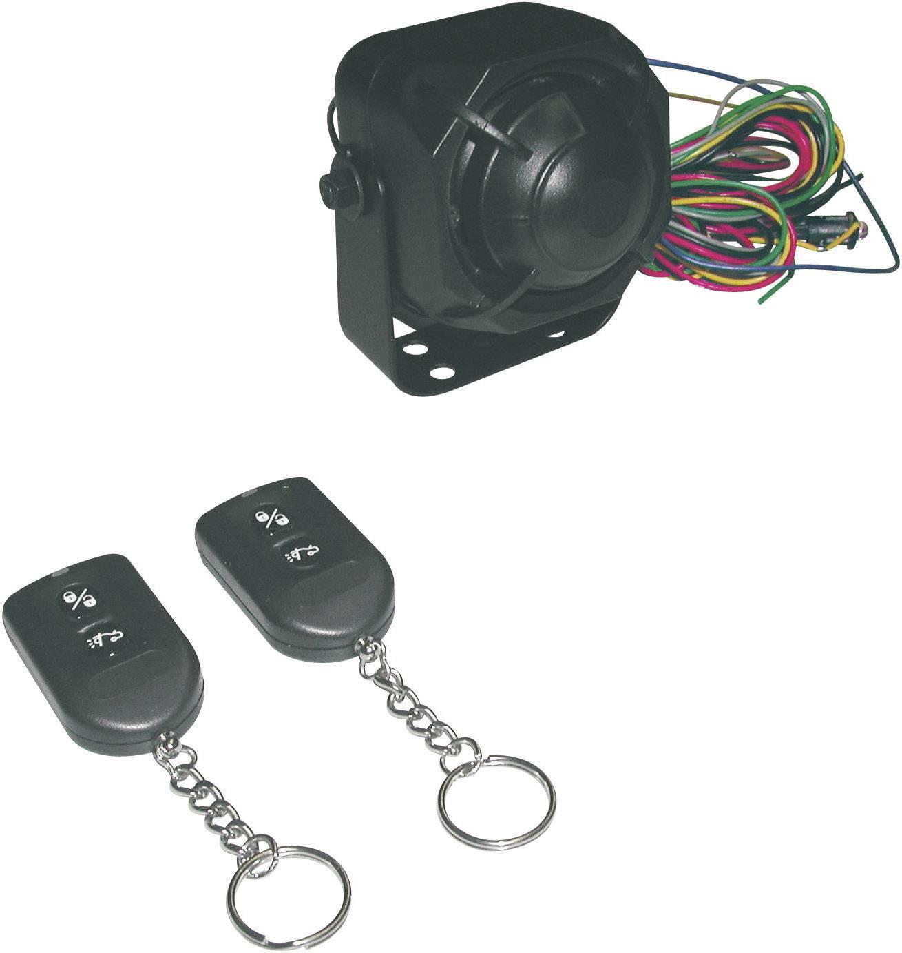 Alarm do auta Waeco KOMPAKT-ALARMANLAGE STANDARD DIY-12, 12 V
