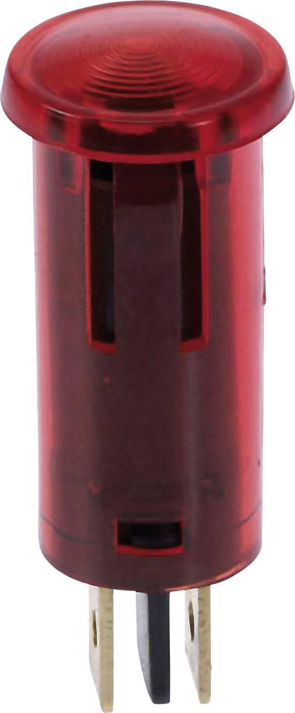 Kontrolka, červená, 12 V, 0,7 W