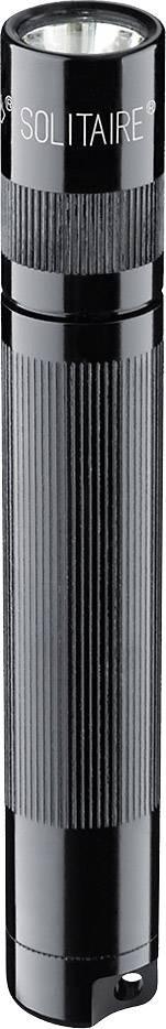 Kapesní svítilna Mag-Lite Solitaire, K3A016, 1,5 V, kryptonová, černá
